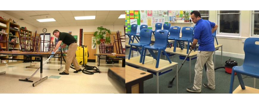 School Cleaning Services in Perth WA
